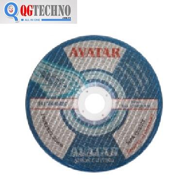 Đá cắt sắt và Inox 100 x 2 x 16 mm AVATAR