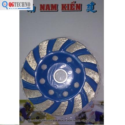 100mm Chén mài bê tông cao cấp khô NAM KIẾN