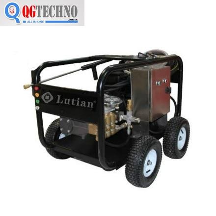 11KW Máy rửa xe siêu cao áp Lutian, 22M58-11T4