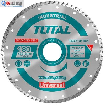100mm Lưỡi cắt đa năng siêu bền cao cấp Total TAC2131003