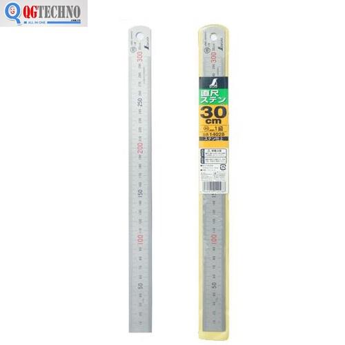 150mm Thước lá inox SHINWA 14001