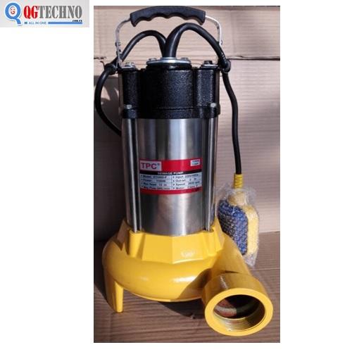 1100W Máy bơm chìm (bơm nước thải) TPC V1100D-F