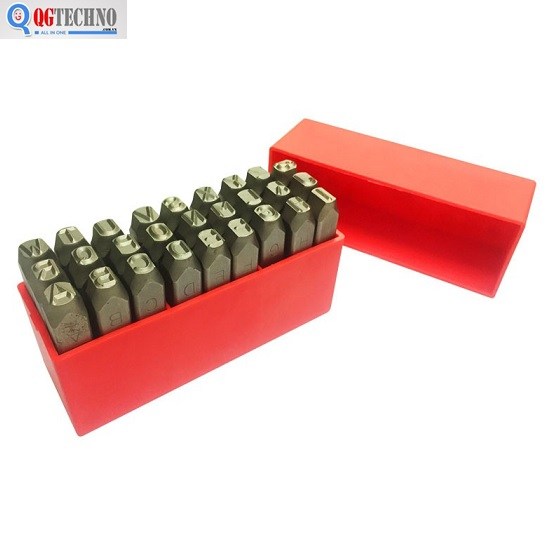 3mm Bộ đóng chữ 27 chi tiết Top YC-601-3.0