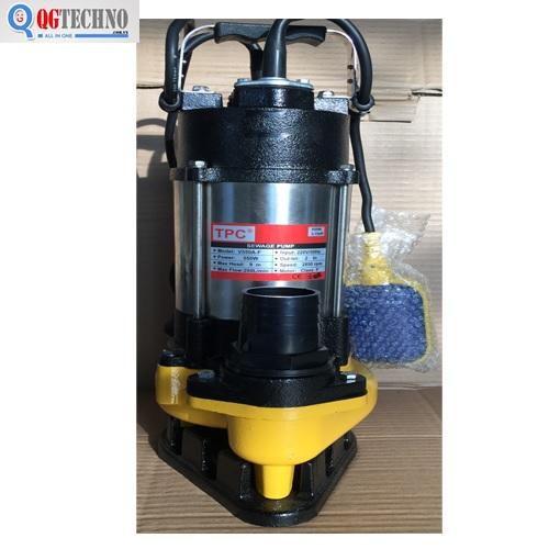 550W Máy bơm chìm (bơm nước thải) TPC V550A-F