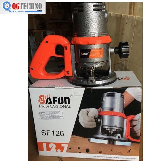 12.7mm Máy phay gỗ 1600W SAFUN SF126