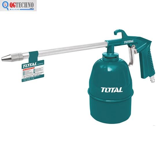 Bình châm nhớt dùng khí nén Total TAT20751
