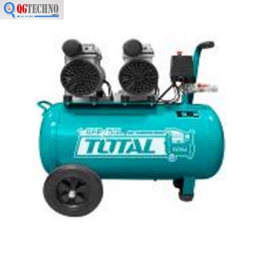Máy nén khí không dầu dung tích 50L Total TCS2150502
