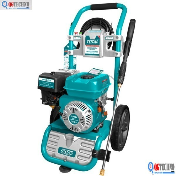 Máy rửa xe cao áp chạy bằng xăng Total TGT250103