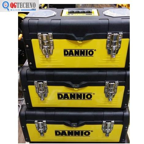Thùng đồ nghề vỏ nhựa đáy sắt Dannio