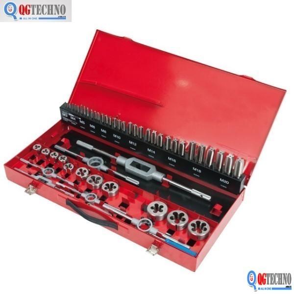 Bộ taro 54 chi tiết KS Tools 331.0654