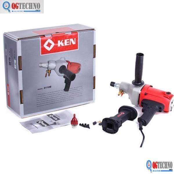 110mm Máy khoan ống mini 1400W Ken 6110B