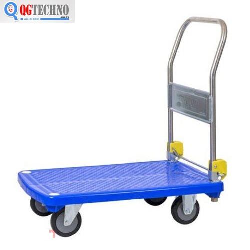 300kg Xe đẩy hàng sàn nhựa SUMO Thái Lan NP-210C