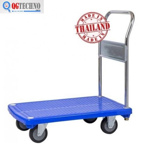 300kg Xe đẩy hàng sàn nhựa SUMO Thái Lan NP-211