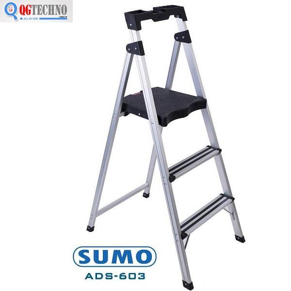 Thang ghế 3 bậc Sumo ADS-603