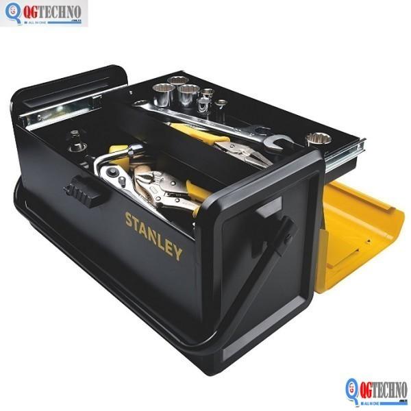 Hộp đựng đồ nghề bằng kim loại có ngăn kéo Stanley STST73100-8