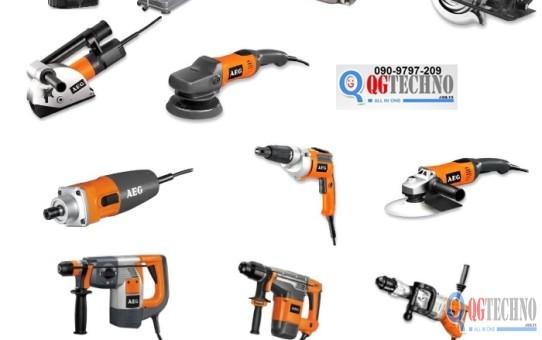 NHÀ PHÂN PHỐI SẢN PHẨM DỤNG CỤ DÙNG ĐIỆN AEG Tools - Power Tools