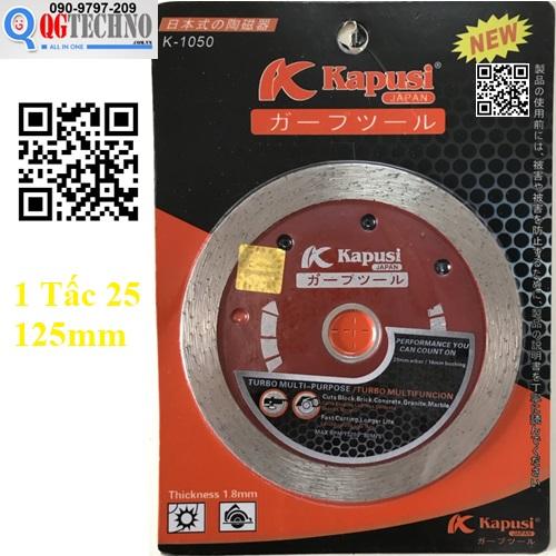 luoi-dia-cat-gach-da-tong-uot-khong-khia-ranh-1t25-125mm-kapusi-k-1050-u