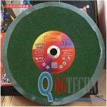 Đá cắt Kim loại Inox, Thép Xanh Japan 355×2.5×25.4mm KAPUSI K-3711